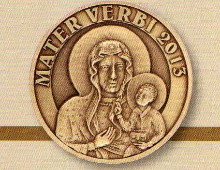 Medal Mater Verbi 2013