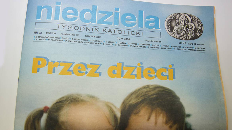 Niedziela nr 22/2004