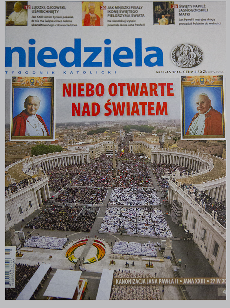 Niedziela nr 18/2014